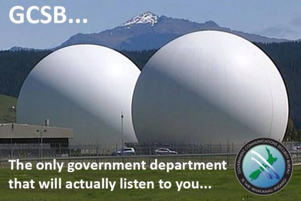 Public Notice:  The Encroachment of the Mass Surveillance State