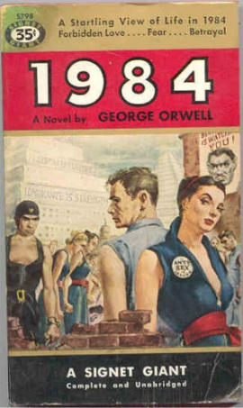 Room 101: At the end of Nineteen Eighty-four, George Orwell provides additional explanation of the workings of his dystopian world and a dictionary for the new official cleansed language, Newspeak. These appendices are best read first.