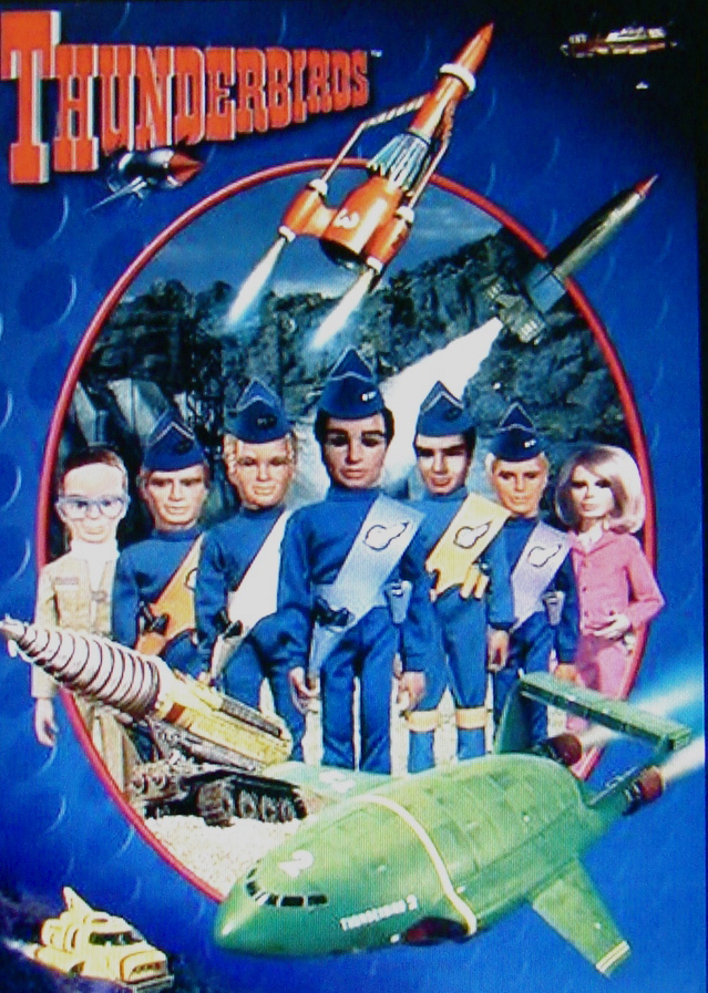 Code Purple: In the post-9/11 world, the cheesy 'Code Red' emergencies of The Thunderbirds TV show became a reality with the introduciton of colour-coded terror alerts on American TV news.