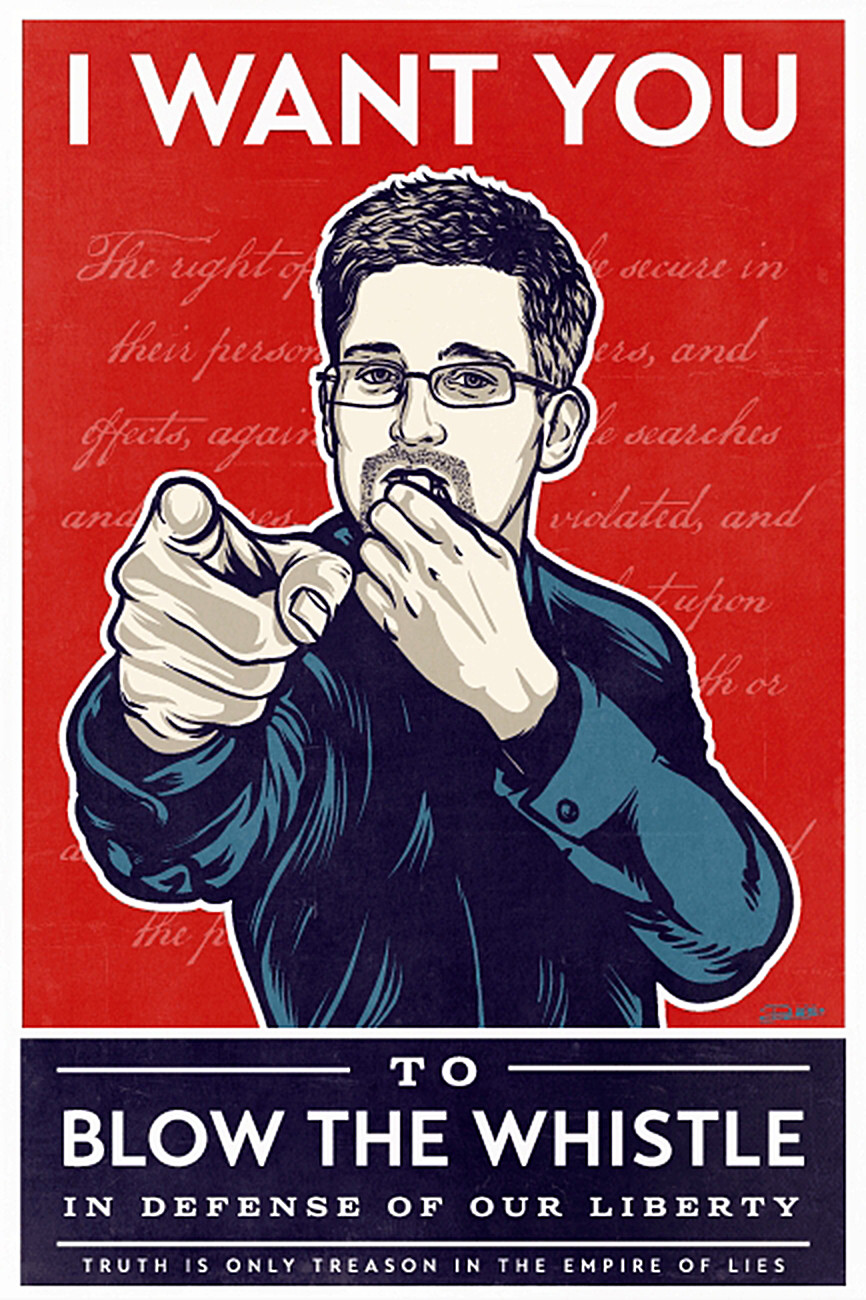 Calling Time: Snowden leaks reveal a totalitarian state infrastructure.