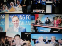 Armed with Microphones: Part II – How Two 'Good News Cops' from Two Major TV News  Got the Show Back on the Road-Track for the Beleaguered National Party