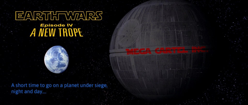In a world where .... freedom is priced to cost the world, one insider's leak can destroy the Empire's ultimate weapon.