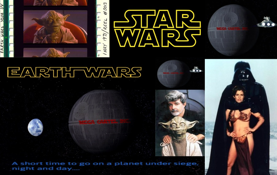 Hollywood Stunned: The Real Secret History of Star Wars Revealed