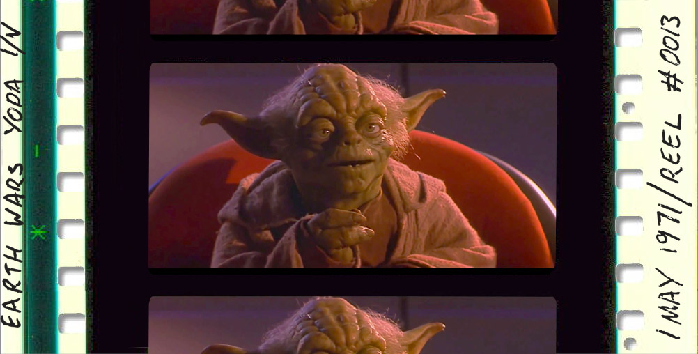 Yoda Censored: Behind the Suppression of Star Wars. [Rebel Spy Photo: Persia Ninja]