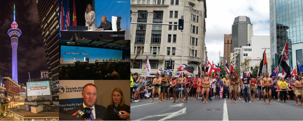 Gambling with New Zealand: Detecting Key & Associates Richly Racist, Deceptive 'Wedge of Time' Stratagem to Host the TPP Treaty Signing Rituals at Sky City Casino Two Days Before Waitangi 2016