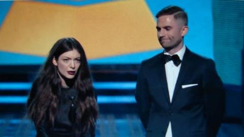 Royal telling off: Lorde speaks her mental buzz ...