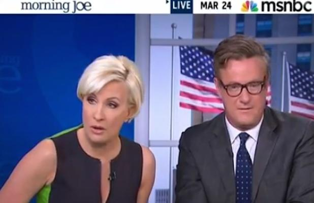 MEDIA MUPPETS: MSNBCnewsroom anchors become the spectacle.