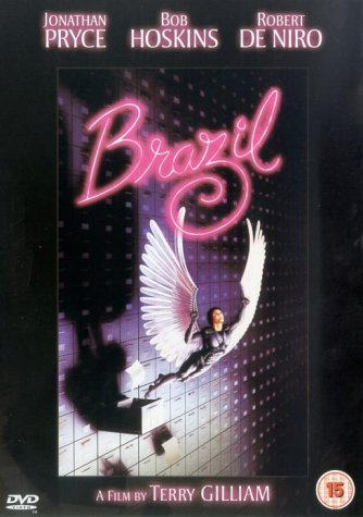Technocratic Nightmare: The dystopian world depicted in Terry Gilliam's satirical film, Brazil, is beset with terrorism. Propaganda and mass surveillance mask the inner power structure.