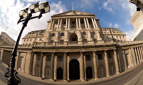 Wizard-Controlled Bank of England: The central bank has been a key protagonist in the Wizard-Goblin Bankers' War.