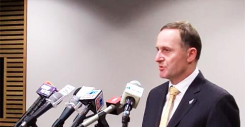 Monster of Private Language: NZ Prime Minister John Key stated in August 2011 that he was personally briefed by the SIS chief, but has now changed his mind.