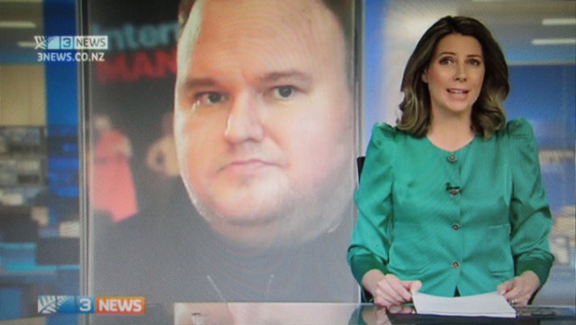 Lead Story Leads Audience On: 3News viewers were led to believe that Internet Mana's election launch was derailed by Dotcom mentioning hacking, to hide a covert agenda to not supply policy platform coverage.