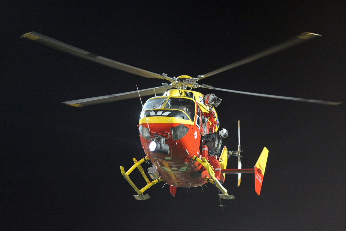 Searching for Missing Million: Westpac Rescue scoured New Zealand's coastlines to see if they could a million people trying to leave New Zealand before it turned completely blue.