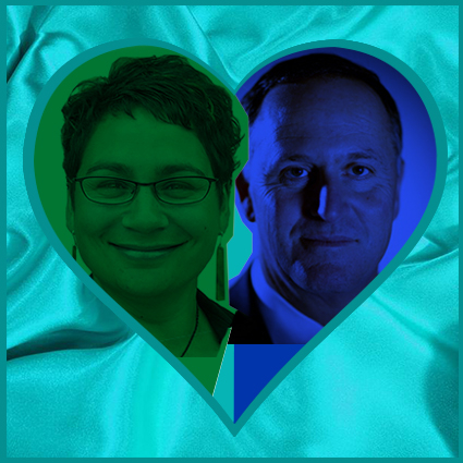 Aqua Love: The Aqua Alliance between the Greens and National Party is a cutting edge Political Sex Partnership (PSP).