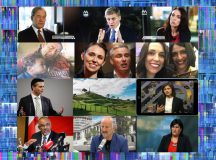 NZ Election Prescription Pills: Why New Zealand's Political Actors Harvest Votes with Emotions and how they Play their remaining Cards will determine who Wins the Throne to Rule  during the Looming Zombie Apocalypse