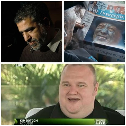 Psy-warfare from Zaoui to Iti to Dotcom: A Three-Part Investigation