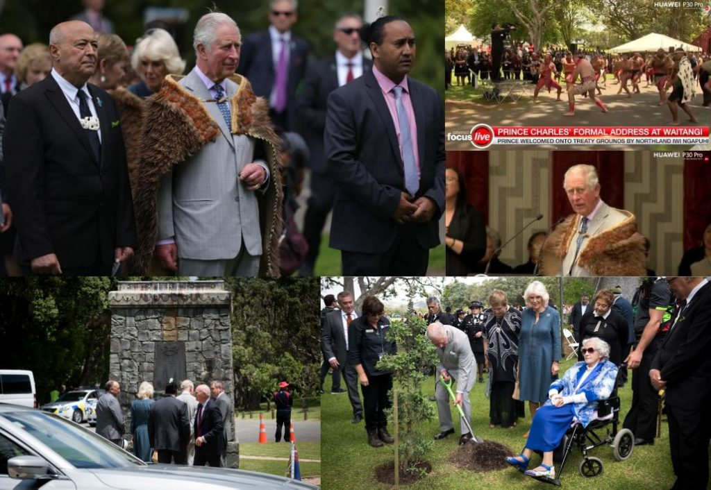 Landlord Possession Rituals of Prince Charles