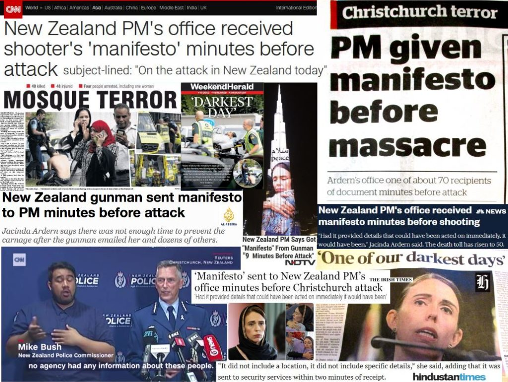 Countdown to Terror | Nine Squandered Minutes & Why Nobody need have Died in Christchurch Mosques Massacre