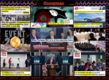 Corona World Games — Part 2: Dropped Bag of Covid Illuminati – 33's in U.N.'s 2nd Pandemic Exercise