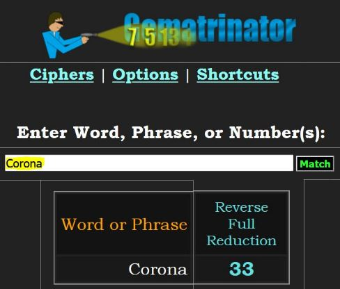 This image has an empty alt attribute; its file name is GematrinatorCalculatorCorona33-1.jpg