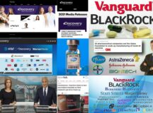 NZ Corona Cartel — TV3 Network❜s parent company is owned by Blackrock & Vanguard, whom also own top stakes in Pfizer